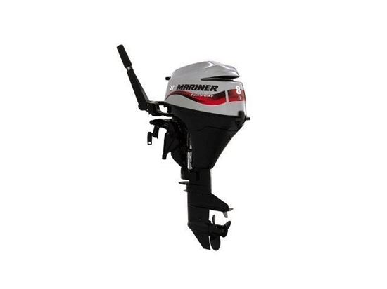 Picture of Mariner F8MLH,  8 HP Long Shaft Outboard