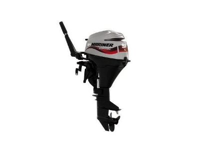 Picture of F9.9EL, Mariner 9.9 HP Electric Start  Long Shaft Outboard