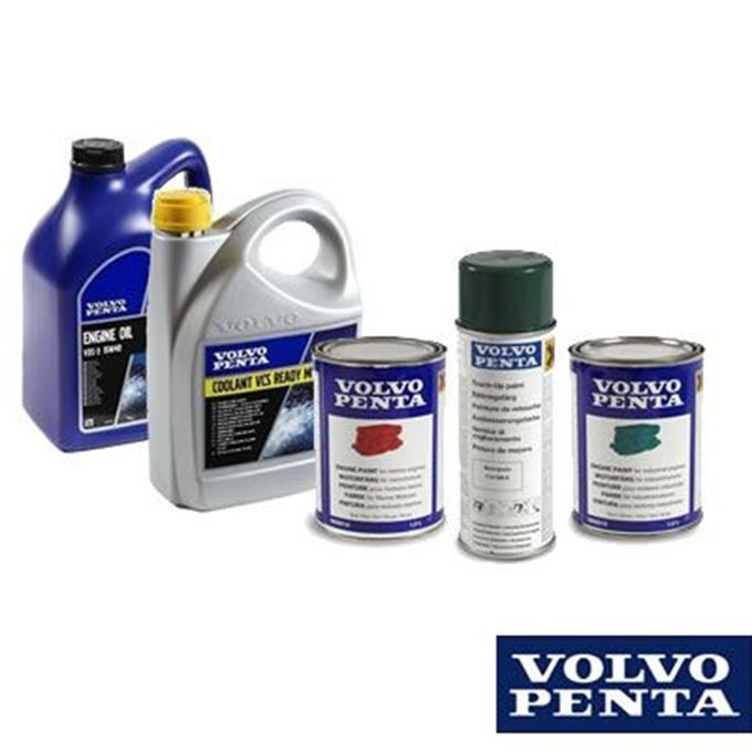Picture for category Volvo Penta Oils, Paints and Lubricants