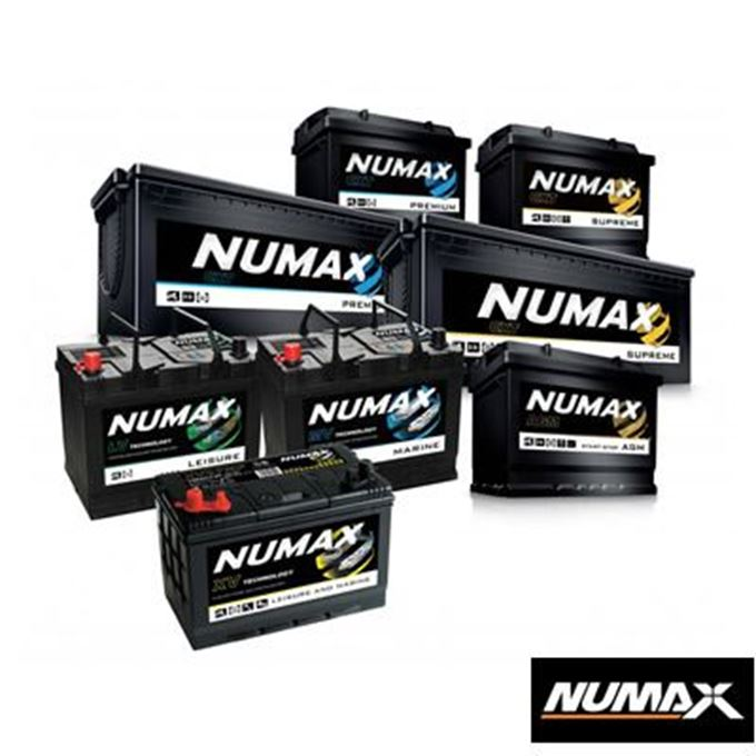 Picture for category Numax Marine Batteries