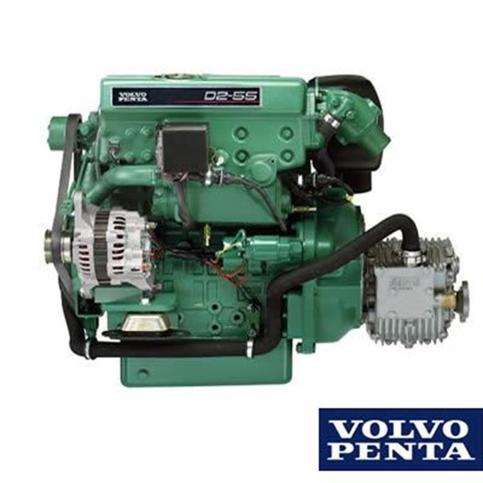 Picture for category TYPE-Volvo Penta Engine Parts By Model