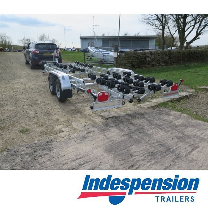 Picture for category Indespension  Boat Trailers