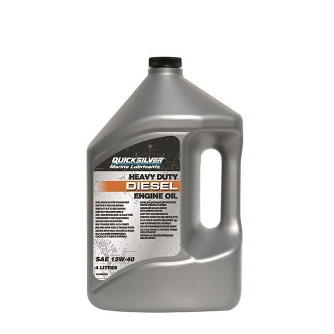 Picture for category Mercruiser Diesel Oils and Lubricants
