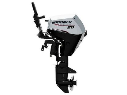 Picture of Mariner F20 MH EFI, 20 HP short shaft outboard