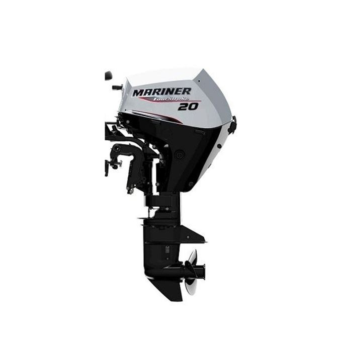 Picture for category TYPE-Mariner Lightweight Long Shaft Outboards up to 20 HP