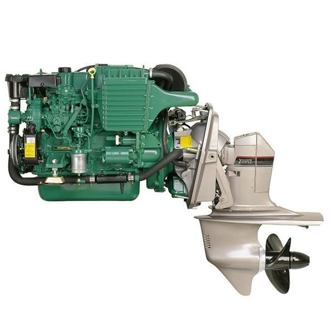 Picture for category TYPE-Volvo Penta 270SP Sterndrive