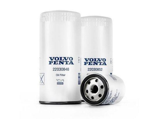 Volvo Penta Oil Filter, Part Number 22030848