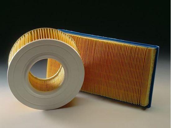 Volvo Penta later D3 series air filter, Part Number 21379288