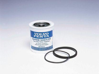 Volvo Penta Petrol fuel filter insert element, Part Number 857633