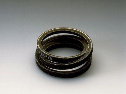 Volvo Penta water pump belt, Part Number 861564