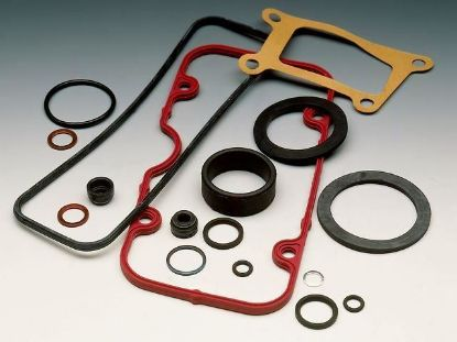Volvo Penta 2001 De Coke Gasket Set, Part Number 876307