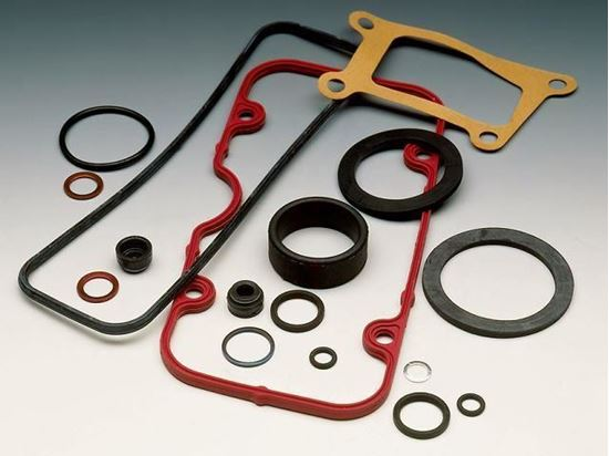 Volvo Penta 2002 De Coke Gasket Set, Part Number 876308