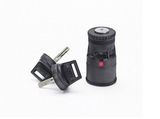 Volvo Penta single ignition lock kit, Part Number 3587072