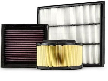 Volvo Penta KAD and TAMD air filter, Part Number 876185