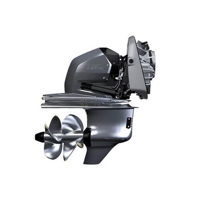 Picture for category Volvo Penta DPI Sterndrive