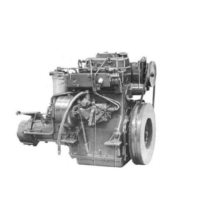 Picture for category TYPE-Volvo Penta MD7A Series