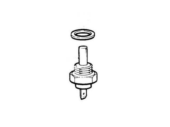 Volvo Penta Temperature Sensor For Guage, Part Number 840074