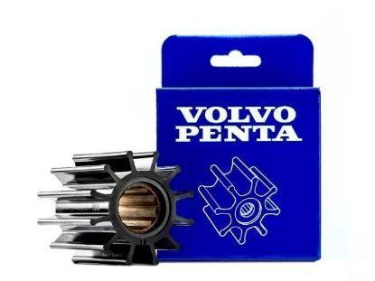 Volvo Penta D1-13 impeller, Part Number 22222936