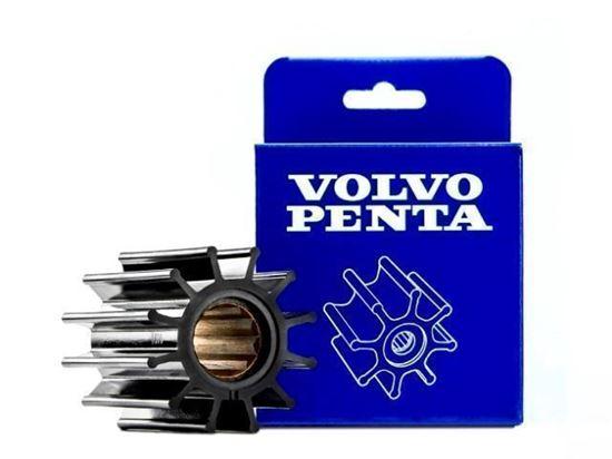 Volvo Penta MD2020 impeller, Part Number 22222936