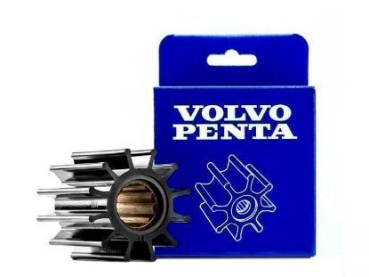 Volvo Penta MD2030 impeller, Part Number 22222936