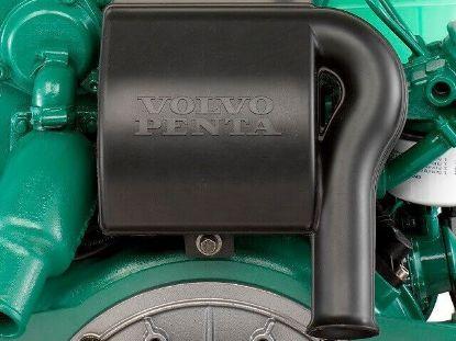 Volvo Penta D1-20 Air Filter, Part Number 3809924
