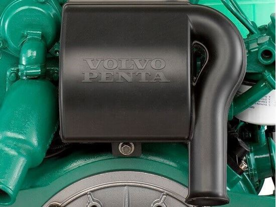 Volvo Penta D1-30 Air Filter, Part Number 3809924