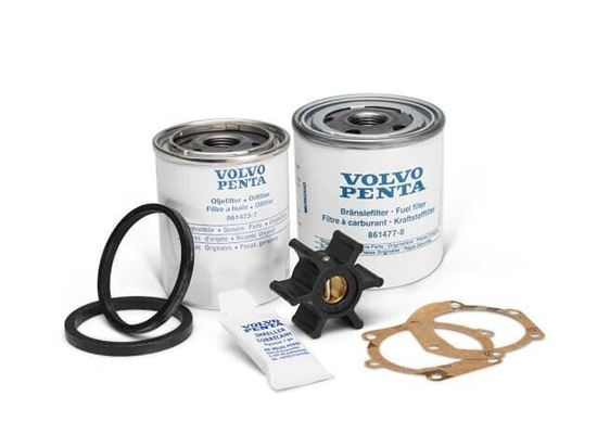 Volvo Penta Service kit for Volvo Penta D1-13, D1-20, MD2010 and MD2020 Part number 21189380