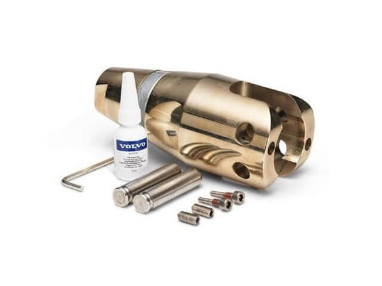 "Volvo Penta 2 Blade 1 1/4"" Folding Propeller Hub Kit"