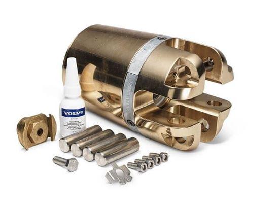 "Volvo Penta 4 Blade 1 1/4"" Folding Propeller Hub Kit, Part Number 3583931"