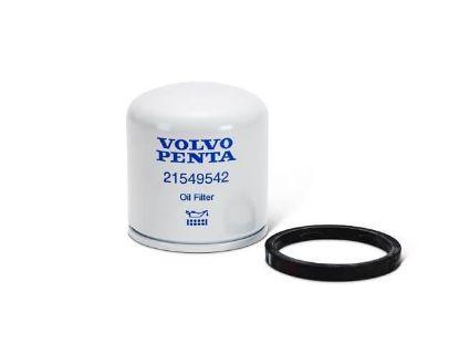 Volvo Penta Oil Filter, Part Number 21549542