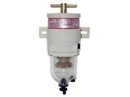 Volvo Penta Diesel fuel filter and water separator, Part Number 877762