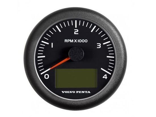 Volvo Penta D Series 85mm Tacho, Part Number 21628160