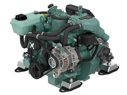 New Volvo Penta D1-20 with gearbox for sale