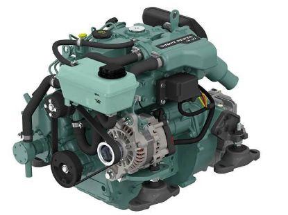 New Volvo Penta D1-30 27hp diesel