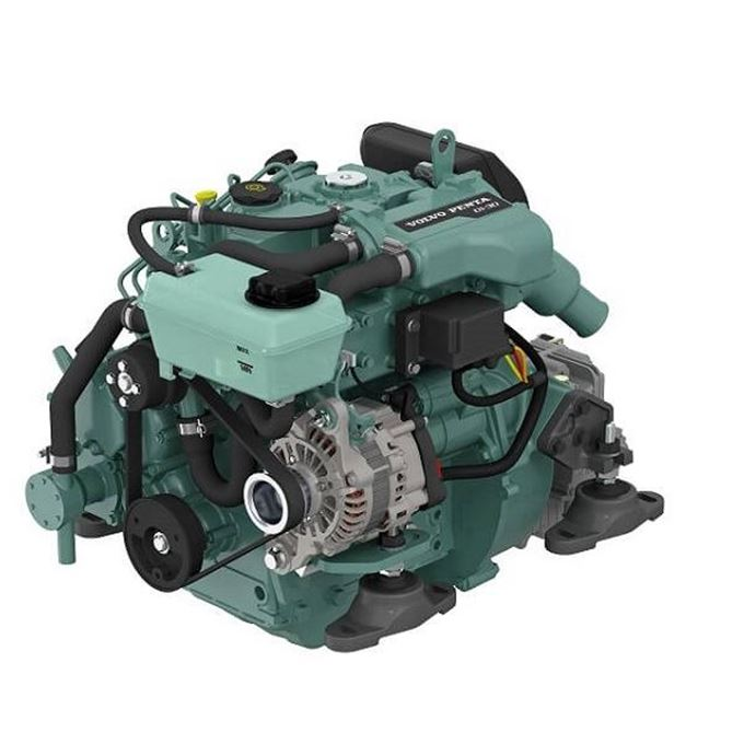 Picture for category TYPE-Volvo Penta New Yacht Engines