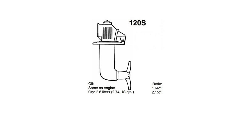 Picture for category TYPE-Volvo Penta 120S Series