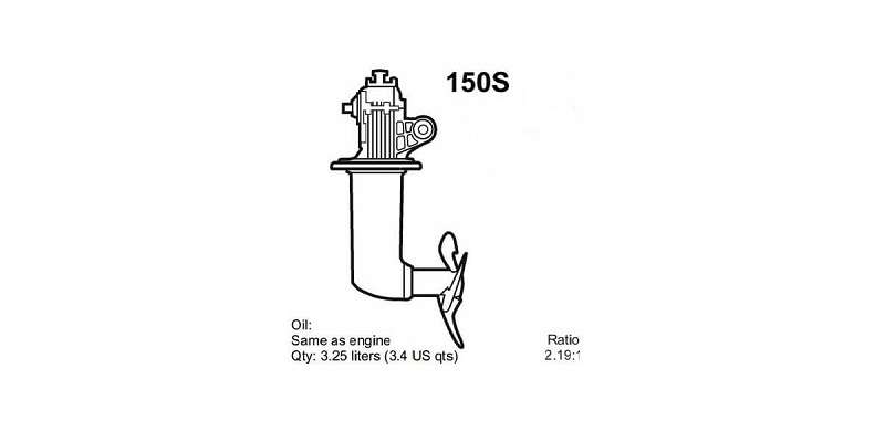 Picture for category TYPE-Volvo Penta 150S Series