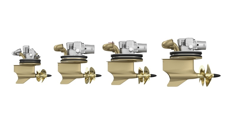 Picture for category TYPE-Volvo Penta IPS service parts