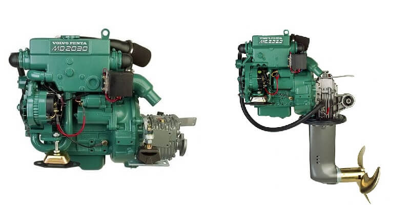 Picture for category TYPE-Volvo Penta MD Series