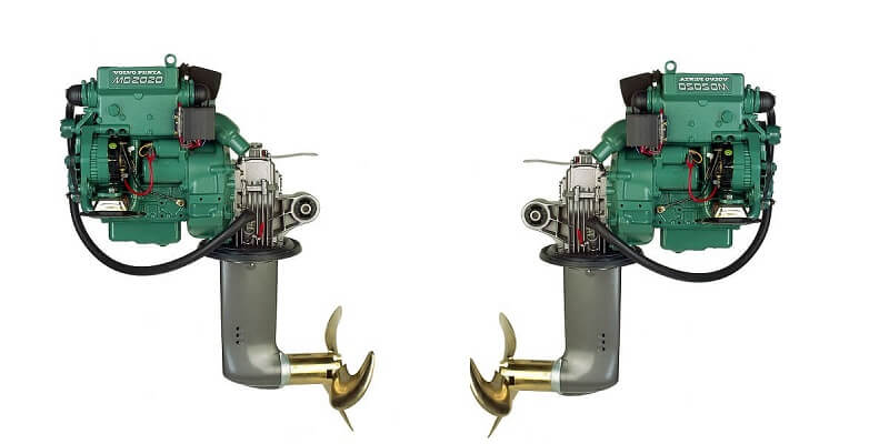Picture for category TYPE-Volvo Penta MD2020-D Series