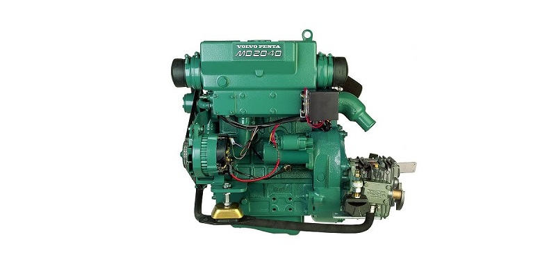 Picture for category TYPE-Volvo Penta MD2040 Series