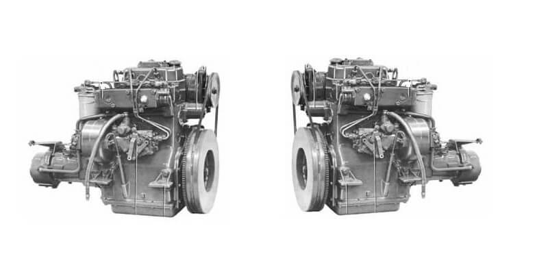 Picture for category TYPE-Volvo Penta MD7B Series