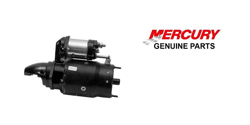Picture for category TYPE-Mercruiser Starter Motors