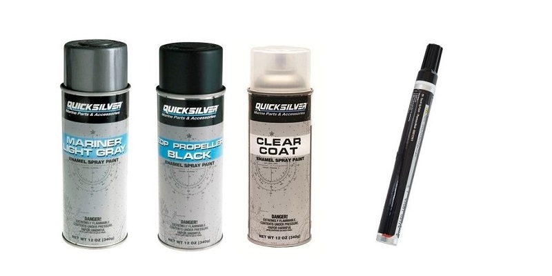 Picture for category TYPE-Quicksilver Mercruiser Paints