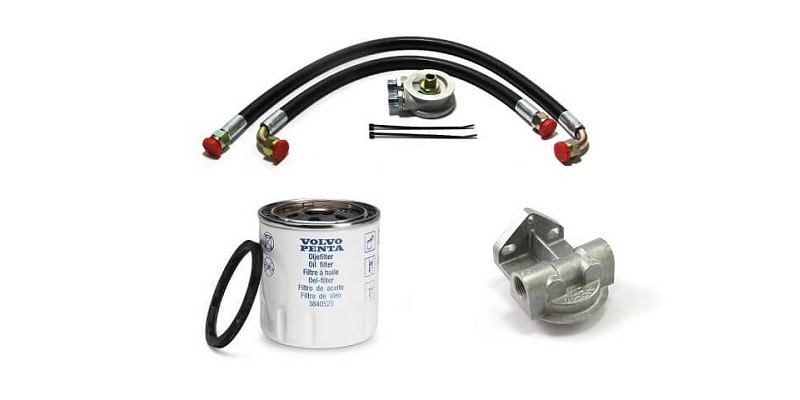 Picture for category TYPE-Volvo Penta remote oil filter kits