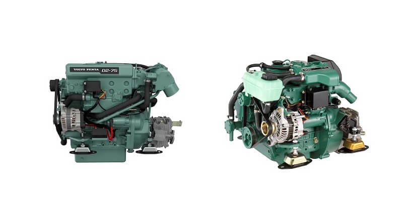 Picture for category Volvo Penta New Yacht Engines