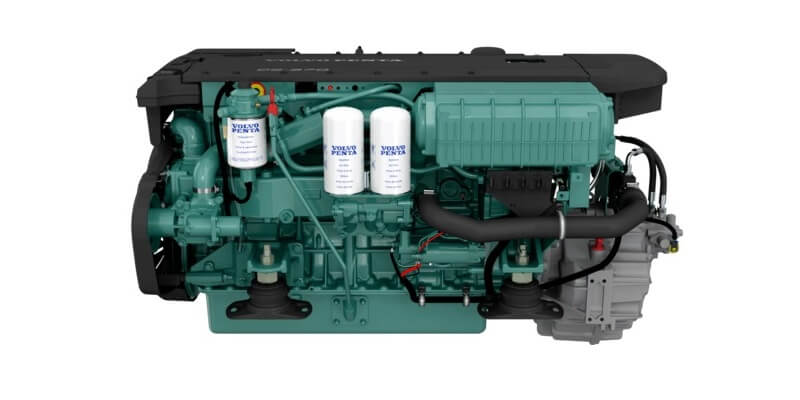 Picture for category TYPE-Volvo Penta D6 Series