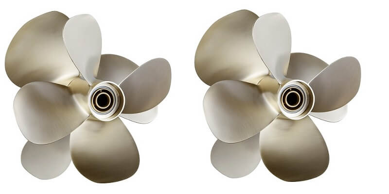 Picture for category TYPE-Volvo Penta Propellers