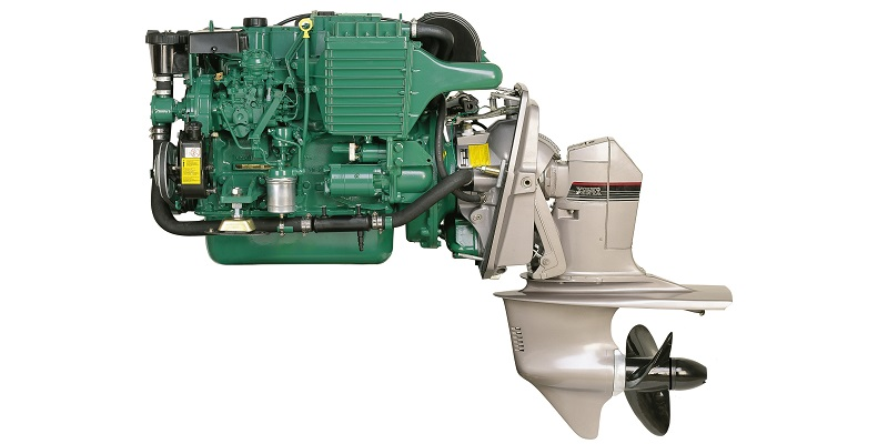 Picture for category TYPE-Volvo Penta Outdrive Parts