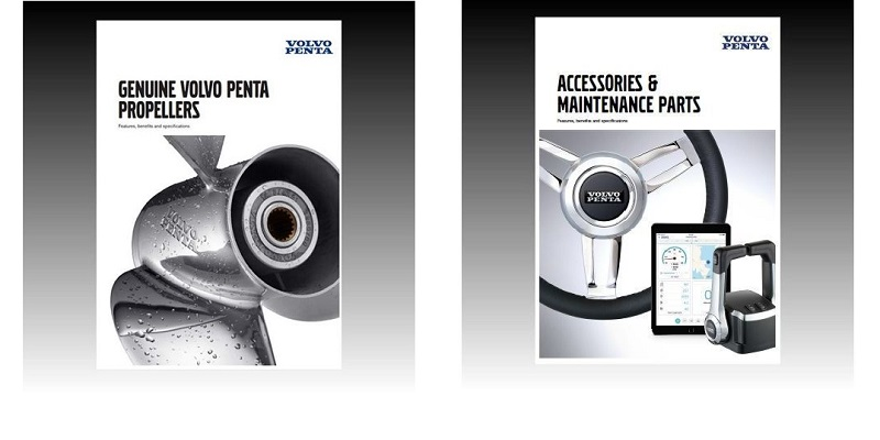 Picture for category TYPE-Volvo Penta Catalogue Downloads